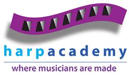 Harp Academy logo